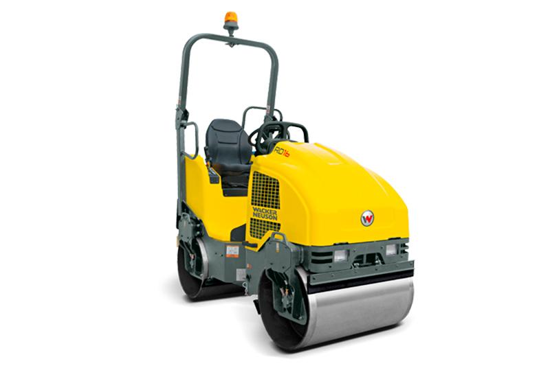 Lokan - Rolo Compactador RD 16 (Diesel)