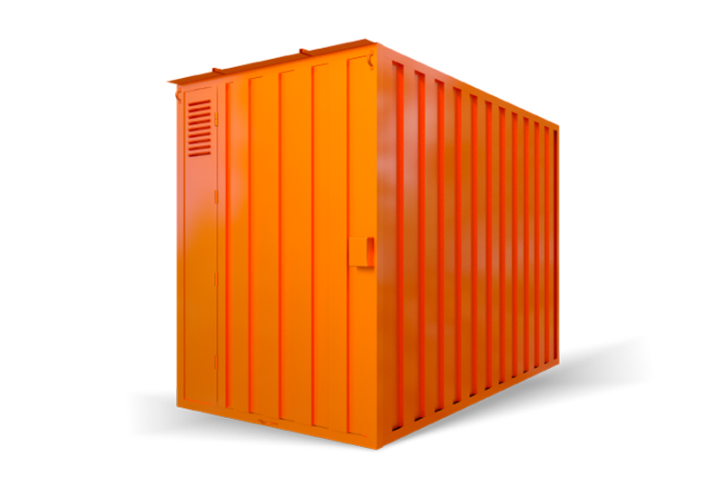 Lokan - Container